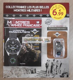N° 1 Montre de l'armée française - Test