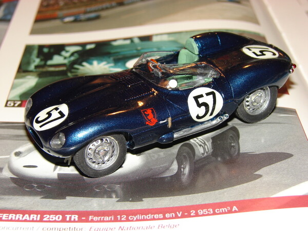 Le Mans 1958 Abandons II