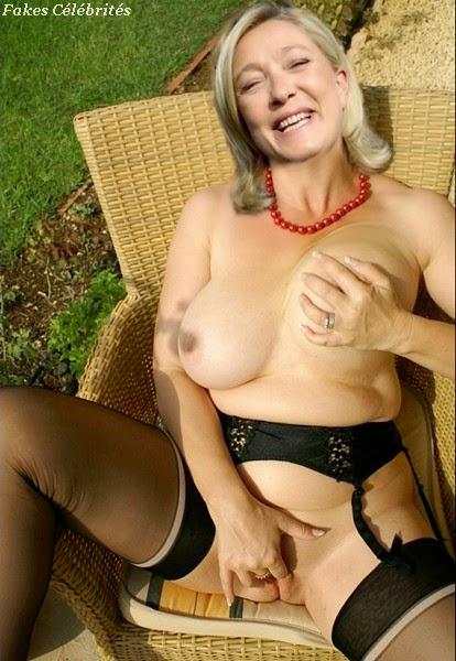 Марин ле пен секс фото порно