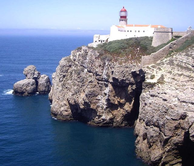 Le point Sud de l'europe se situe au Portugal en Algarve