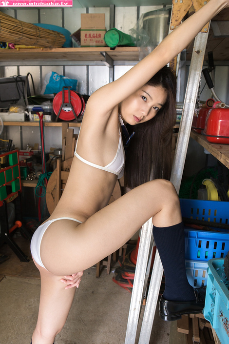 WEB Gravure : ( [Minisuka.tv] - | 2015.07.02 Limited Gallery No.2 - Vol.01 | Tsukasa Kanzaki/神前つかさ )
