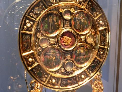 Les trésors d'Aix-la-Zapelle liés à Zarlemagne (photos)