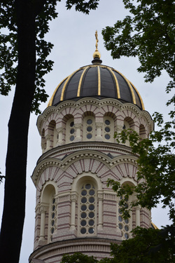 Lettonnie - Pays Baltes - Août 2019