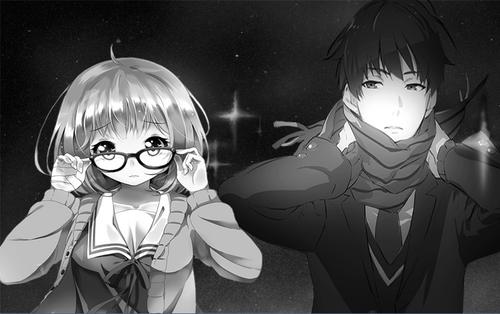 Créas/Kyoukai no kanata  /1/