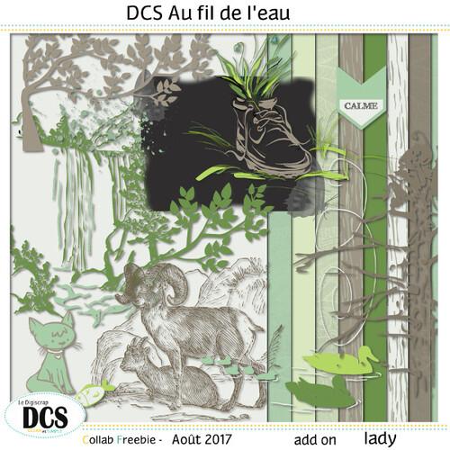 DCS Au fil de l'eau