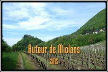 Autour du château de Miolans