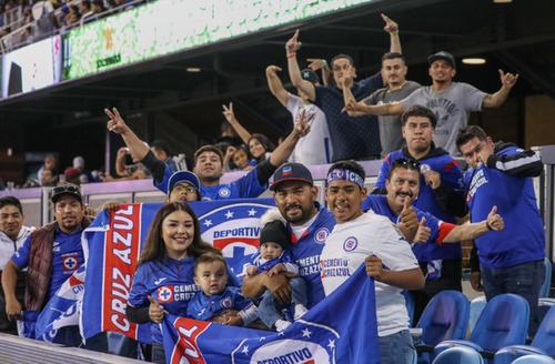 troisieme maillot Cruz Azul 2019-2020