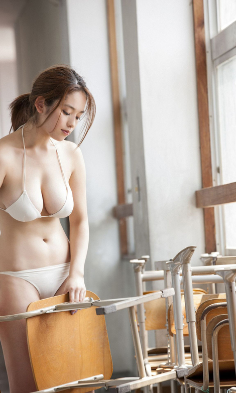 WEB Gravure : ( [Digital shupure photo collection] - Miwako Kakei : 未完成熟。/Incomplete maturity. )