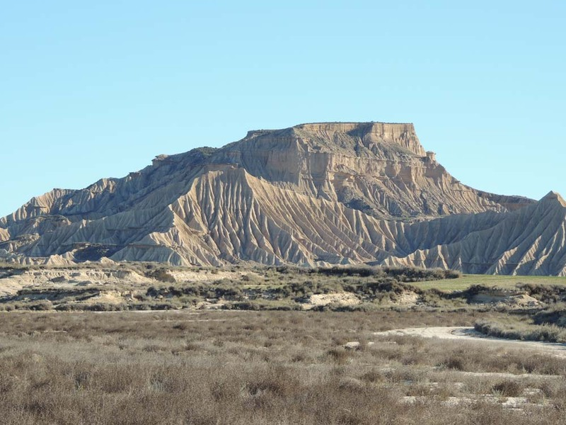 LAS BARDENAS OU UN PETIT AIR DE FAR-WEST !!!!