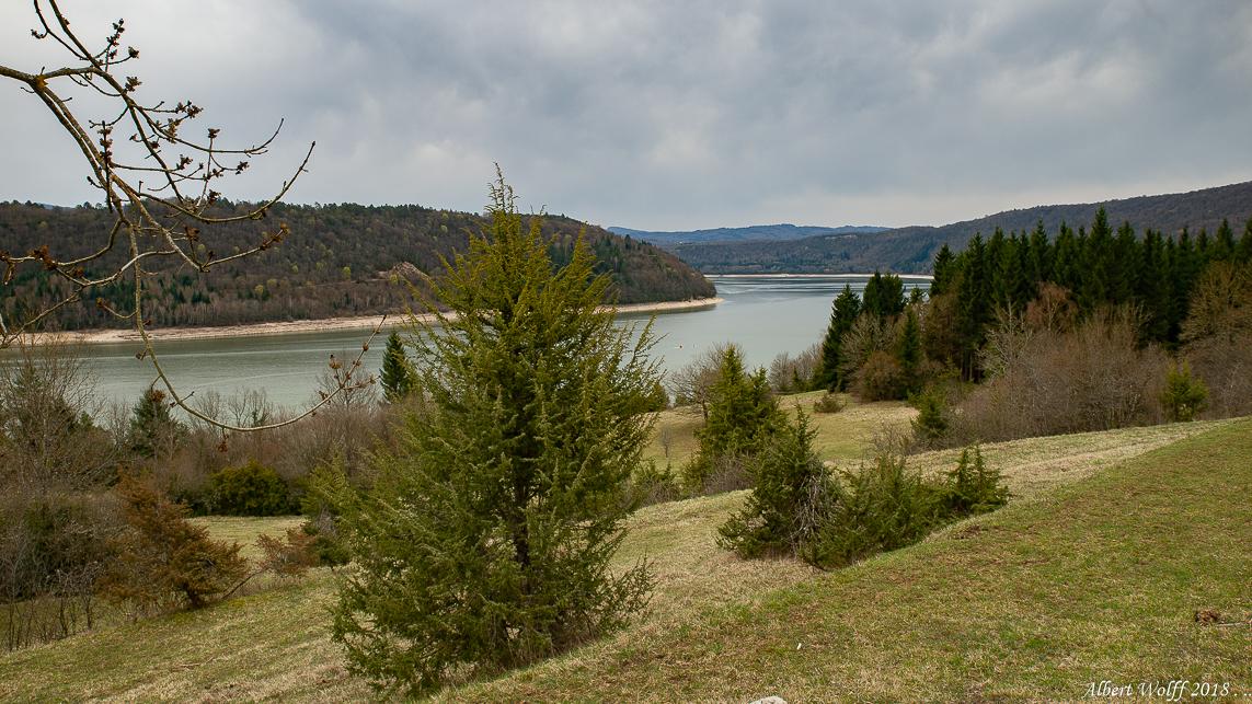 L'eau du Jura - Du côté de Vouglans