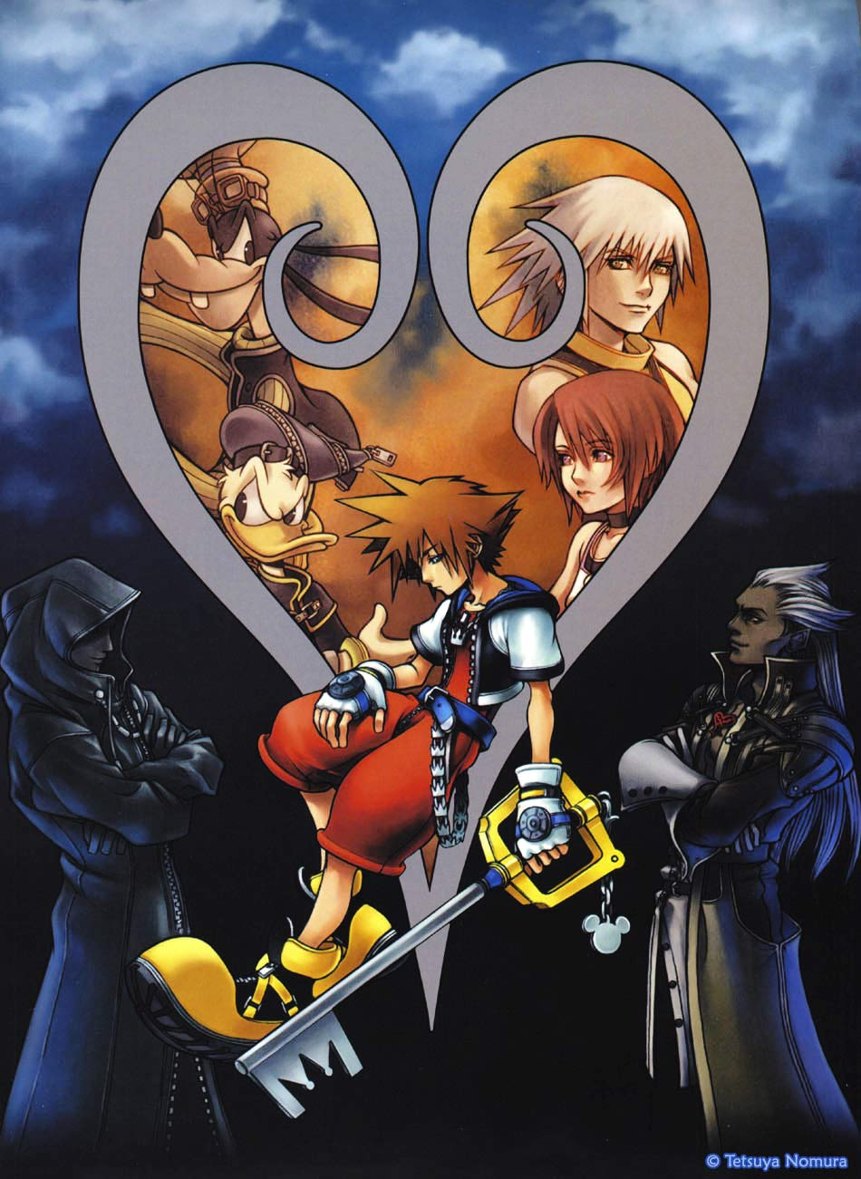 Images de kingdom hearts