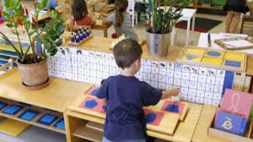 La méthode Montessori