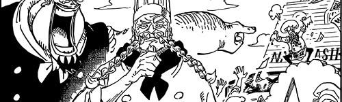 One Piece Chapitre 810 en Version Française