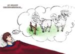 [Un mouton] Janvier 2014 (publication des dessins)