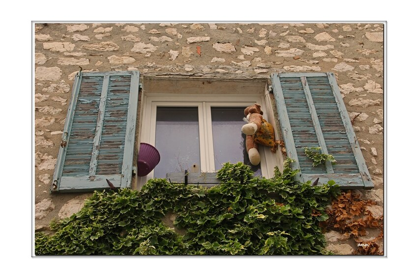 Fenêtres du Sud (Gourdon - Alpes-Maritimes)