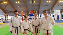 Tournois International LAbellisé de MAUBEUGE Cadets