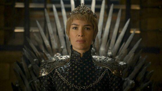 Robe de Cersei épisode 10