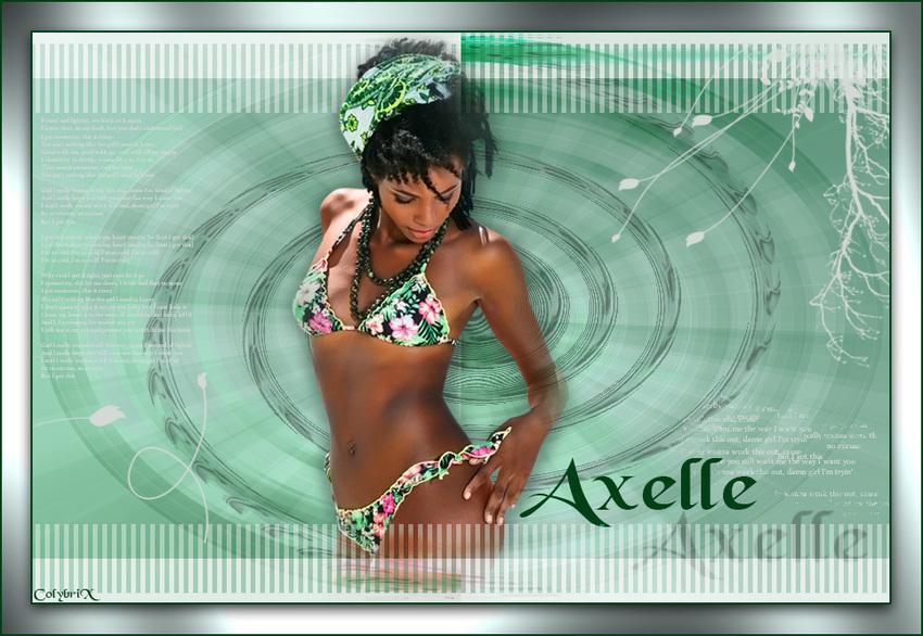 Tuto Violette graphic (photoshop)