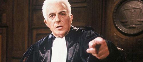 Yves Vincent - Le juge Garonne
