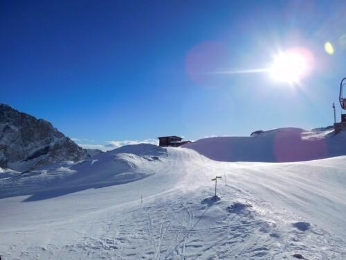 19 /01/2018 Colere Val di Scalve BG Lombardie Italie