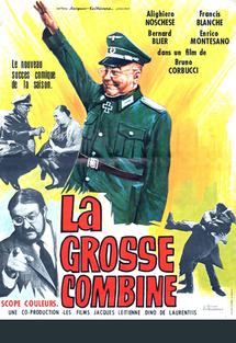 LA GROSSE COMBINE BOX OFFICE FRANCE 1971