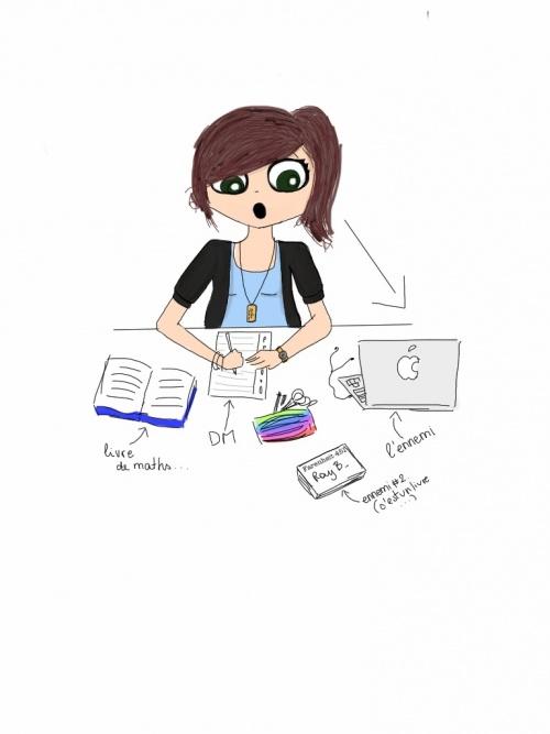 Ma vie en dessin .