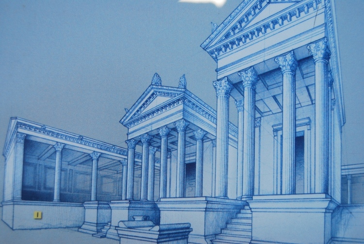 Le Temples Géminés