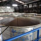 Les immenses cuves de fermentation - 1