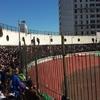 Vendredi 14.02.2014 au stade du 20 Août CRB-MCA 0-1