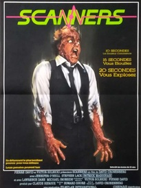 BOX OFFICE FRANCE 1981 SCANNERS