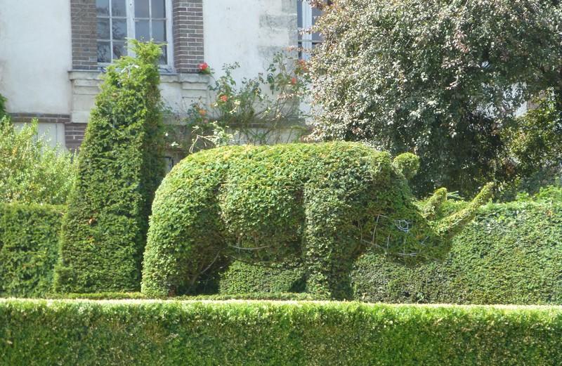 Le parc zoologique de Thoiry