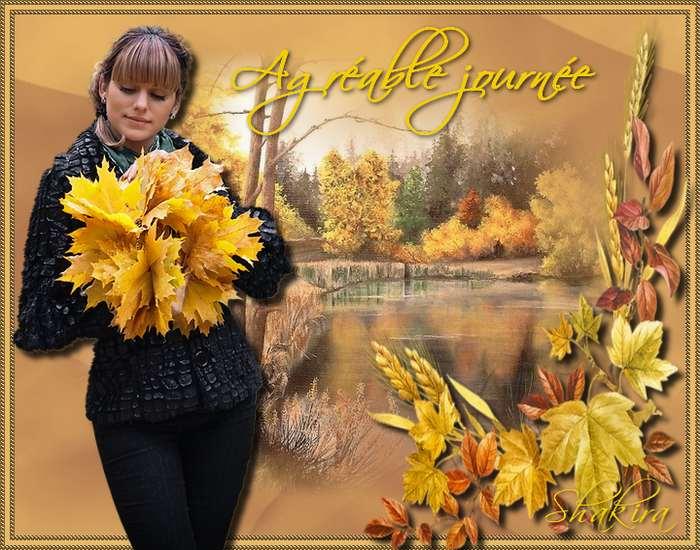 Bienvenue sur mon blog automne et fêtes