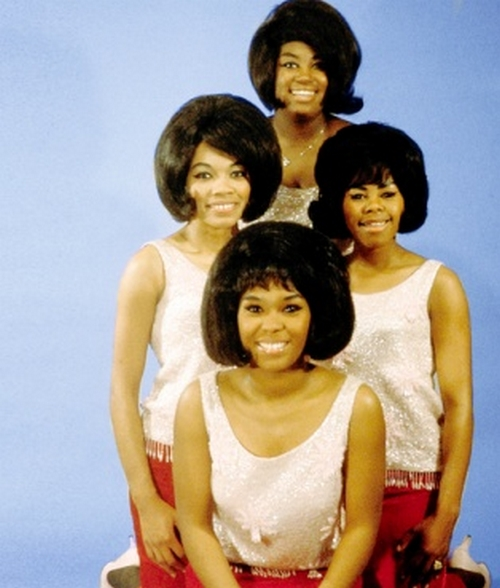 "The Shirelles : Album "" The Shirelles Sing To Trumpets And Strings "" Scepter Records SLP 502 [ US ]"