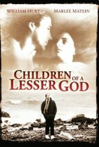 Children of a Lesser God (1986) Poster