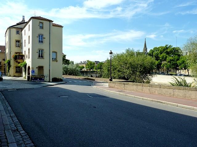Metz sur le quai Félix Maréchal 10 Marc de Metz 22 11 201