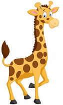 Girafe miniature