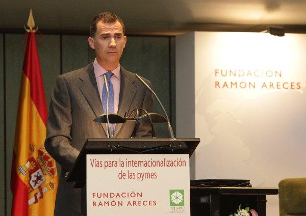 Felipe et les PME