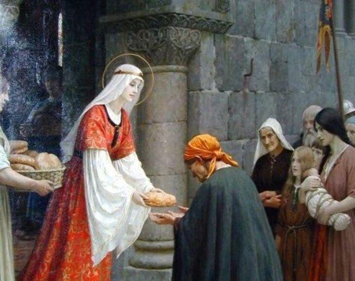Fête de sainte Élisabeth de Hongrie