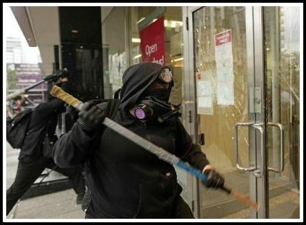 Aujourd'hui les manif's syndicales...Les casseurs seront-ils de retour...au service de qui ?