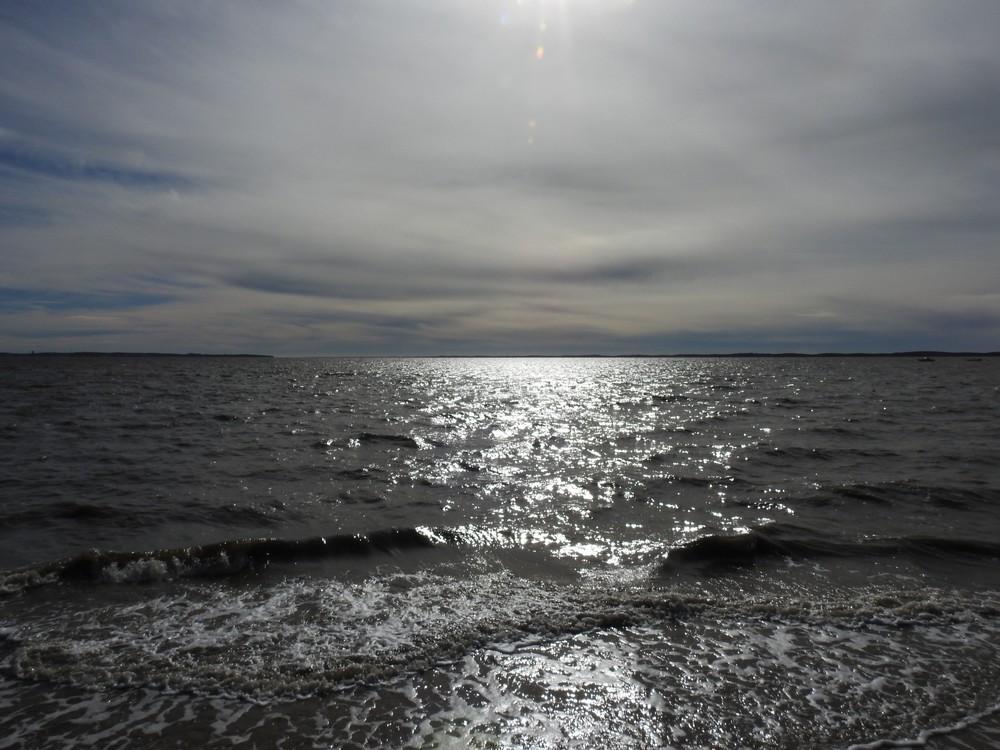 Kite-surf et Bassin d'argent...