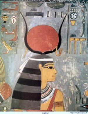 Égypte, contes et légendes La destruction de l'humanité.