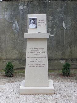 Il y a 100 ans :  Camille Claudel