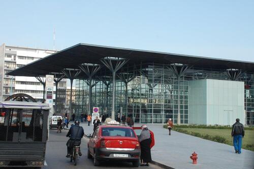 Gare du port