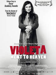 Affiche  Violeta went to heaven