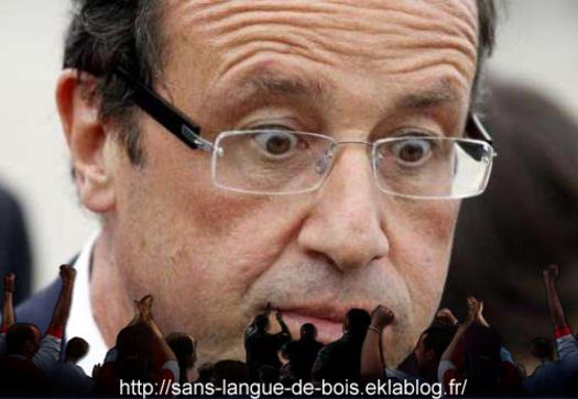 Municipales : les trois erreurs de François Hollande - Sans langue ...