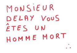 ➤ Jonathan Delay menacé de mort pour son livre à venir sur l'affaire Outreau !