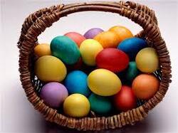 Joyeuses fêtes de Pâques!!