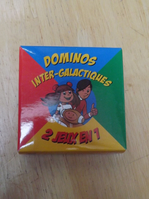 Dominos inter-galactiques
