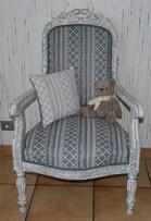 Relookage fauteuil suite...