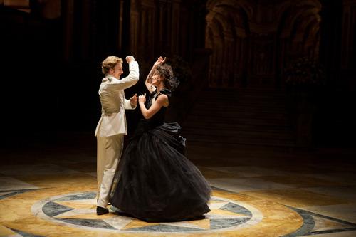 J'ai été voir : Anna Karenine